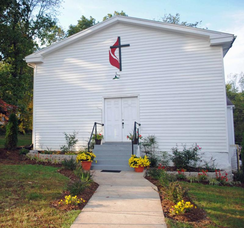 "St. Mark's UMC - ""Little Church on the Hill"""